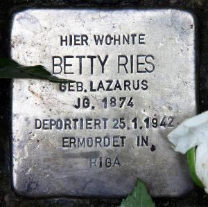 Betty Ries © OTFW