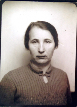 Erna Esther Löw 1942