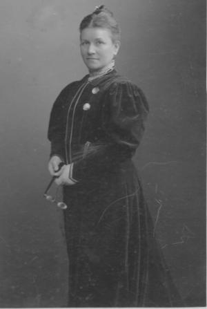 Mutter Gertrud Dalen, geb. Friedenthal