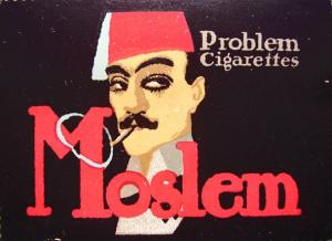 "Plakat ""Problem"", Hans Rudi Erdt, Quelle: Wikimedia Commons"