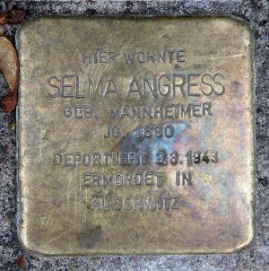 Selma Angress © OTFW