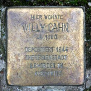 Willy Cahn © OTFW